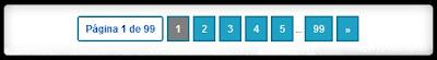Código Paginas Numeradas no Blog