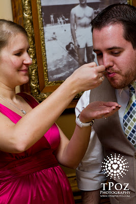 Frederick Wedding Reception