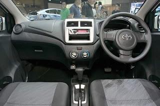 Selain itu Toyota Agya juga memiliki kelebihan sebagai berikut :