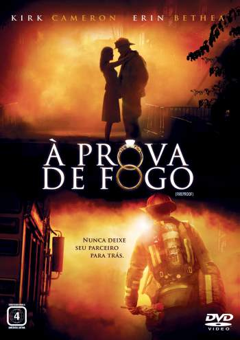 À Prova de Fogo Torrent - BluRay 720p Dublado