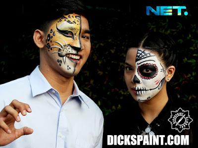 Face Painting Bogor