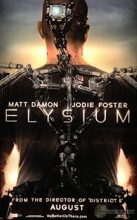 مشاهدة فيلم Elysium 2013 مترجم اون لاين
