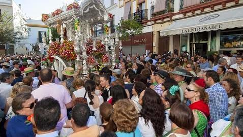 De werkelijke oorsprong van de bedevaart van El Rocío
