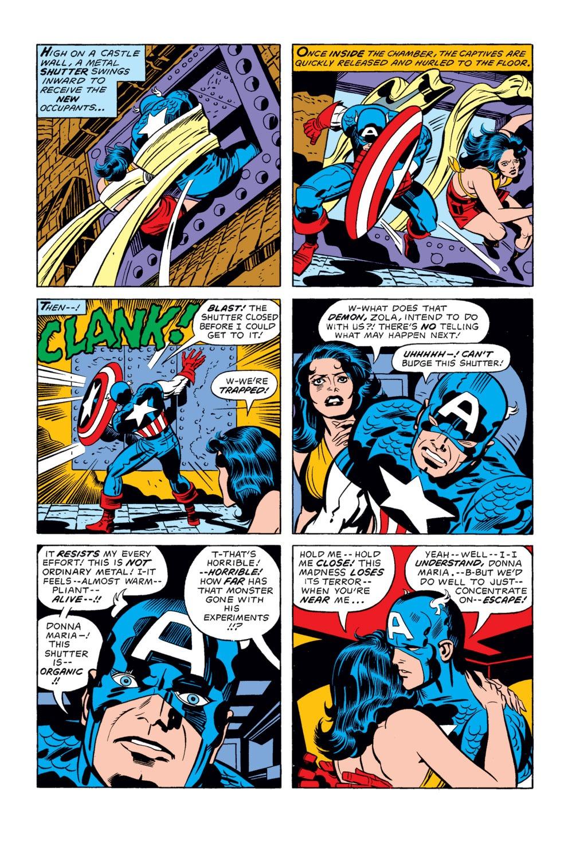 Captain America (1968) Issue #210 #124 - English 7