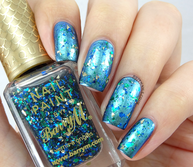 Barry M Mermaid