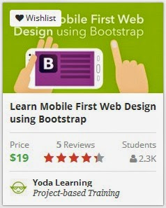 Learn Mobile First Web Design using Bootstrap | Udemy Free Coupons ...