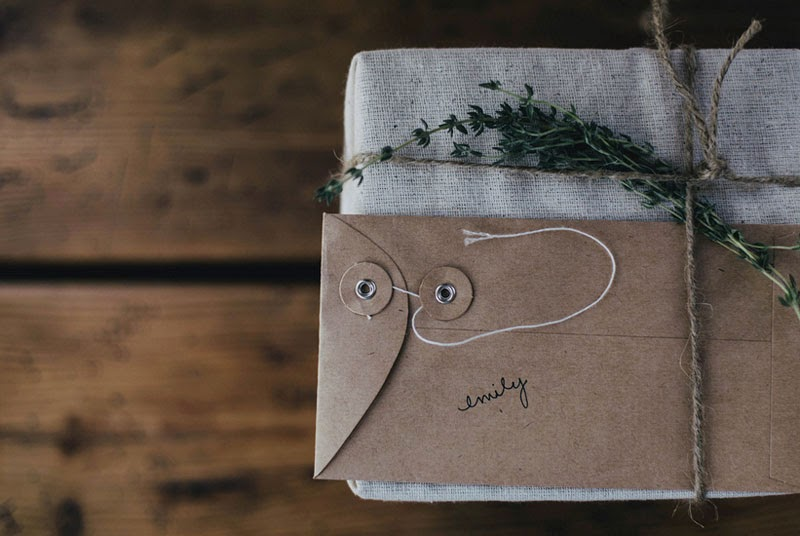 mesa Navidad Beth Kirby de Local milk para Kinfolk