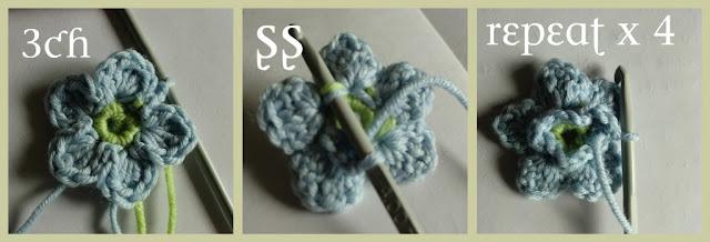 tığla çiçek yapımı