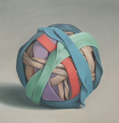 Rubber Band Ball #10: