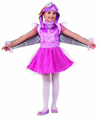 DISFRACES - PAW PATROL : Patrulla Canina Skye : Disfraz - Infantil para niños Rubie´s | Comprar en Amazon España