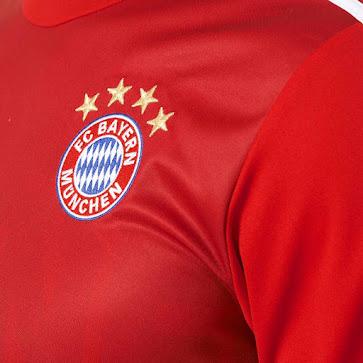 Nueva remera pre partido adidas del Bayern Munich, Chelsea y AC Milan