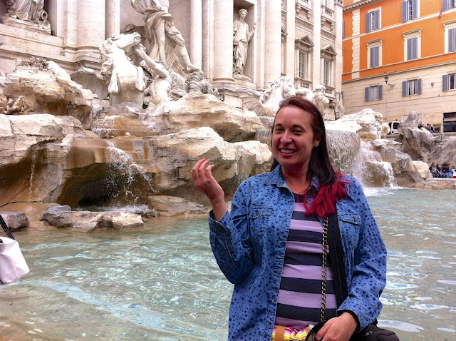 Revisiting Our Honeymoon - Rome, Italy