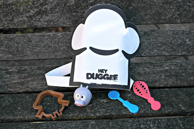 Hey Duggee Magazine Free Gift Baking Set