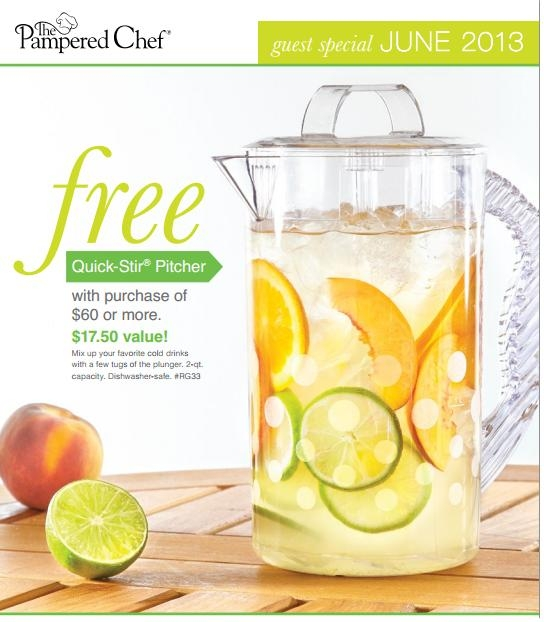 Pampered chef online coupons
