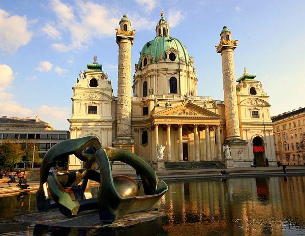 Fotografije glavnih gradova sveta Vienna