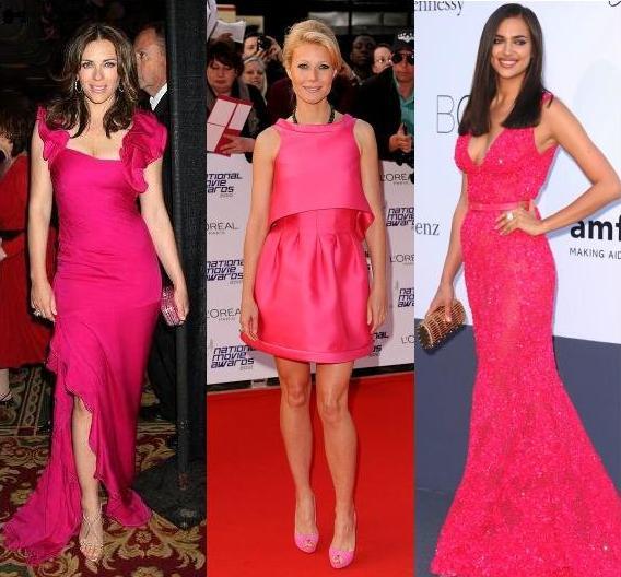 Малиновое платье: с чем носить? Красивые сочетания с другими предметами одежды