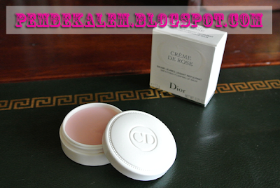 Dior Creme De Rose