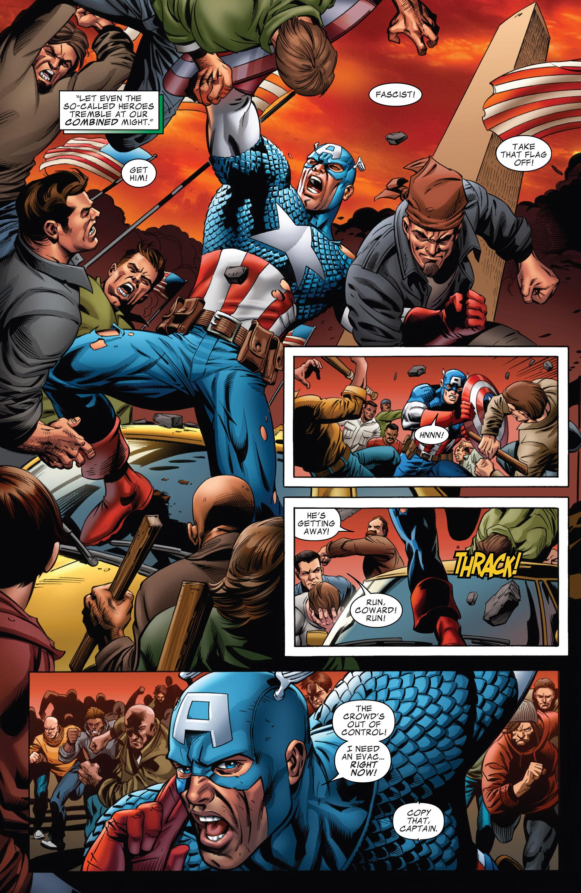 Captain America (2011) Issue #17 #17 - English 4