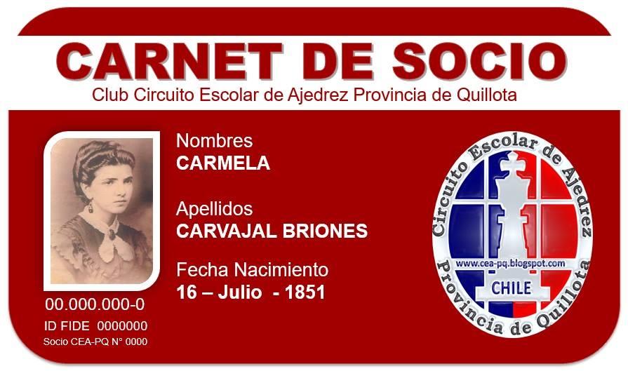 CARNET SOCIO CEAPQ3