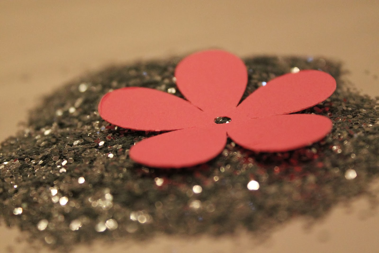 glitter, Endlessly Beloved photography, flower, cricut, silver and pink