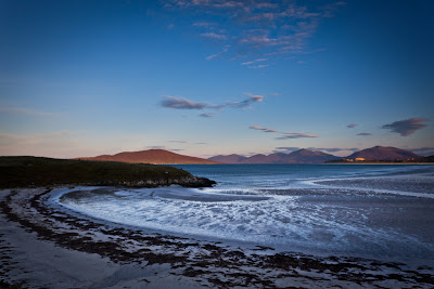 A postcard from Harris