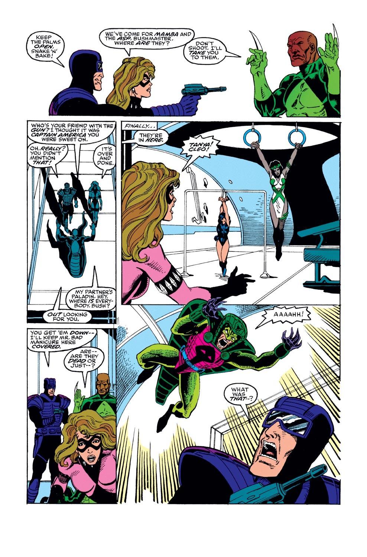 Captain America (1968) Issue #381 #314 - English 15