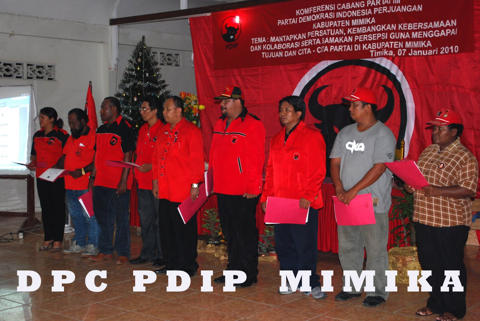 DPC  PDIP  MIMIKA