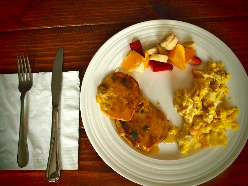 Magazine Monday: Corn Griddle Cakes W/ Sausage And Orange Honey Butter