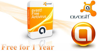 Avast Free 1 year license key