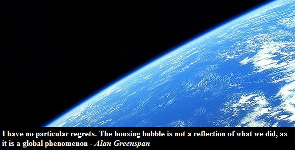 housing bubble is global phenomenon
