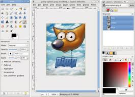 GIMP 2.6 - Easy Photo Editing 2