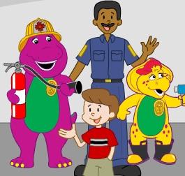 Barney Ve Arkadaşları Oyunu