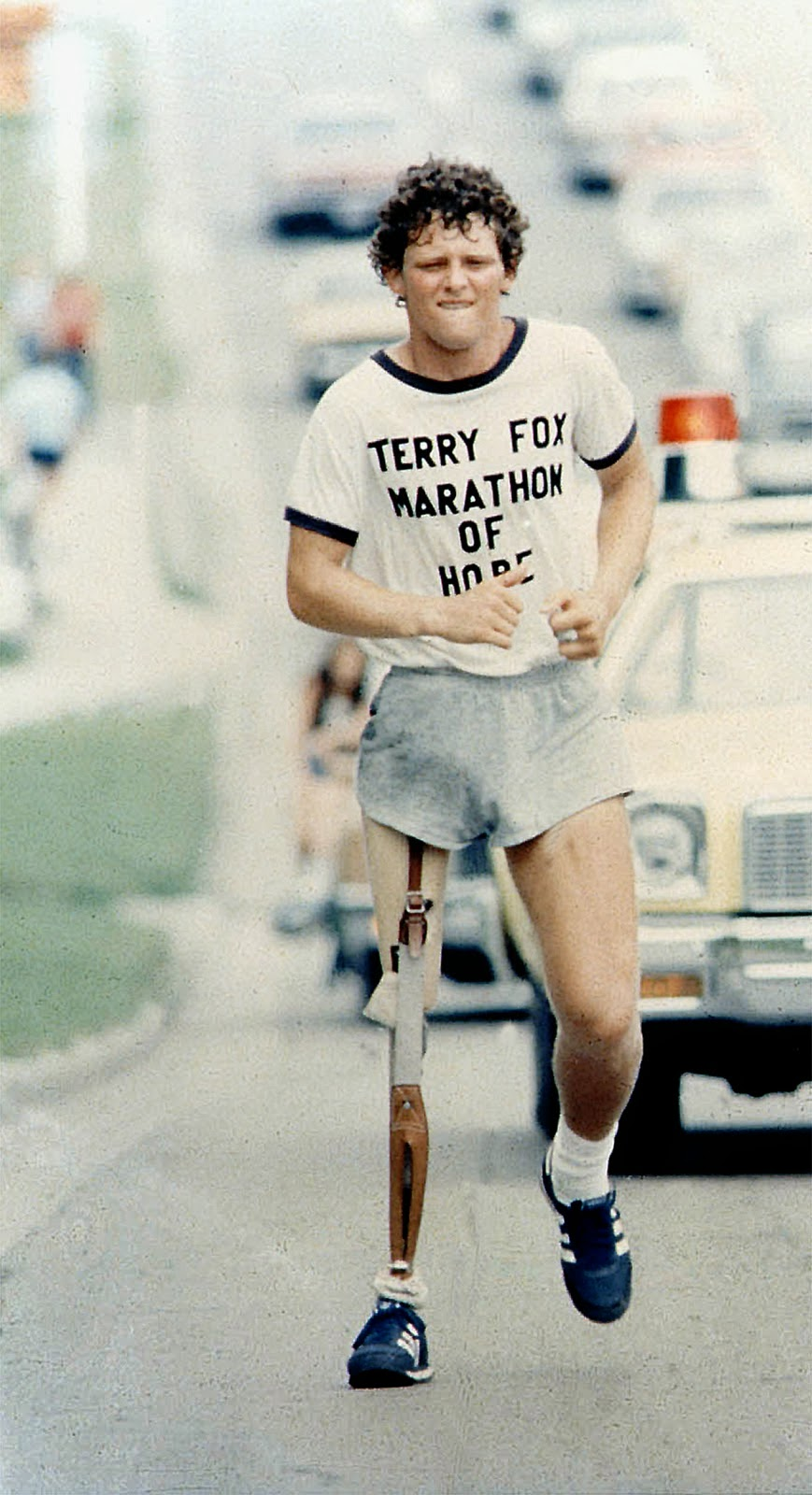"""a biography of terry fox a canadian athlete and humanitarian Bring the whole family and celebrate the life of a true canadian hero  in 1980,  terrance stanley """"terry"""" fox – a one legged amputee and cancer victim  the  canadian athlete, turned humanitarian and cancer research activist, ran for 143."""