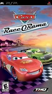 cars_race-o-rama - PSP - ISO Download