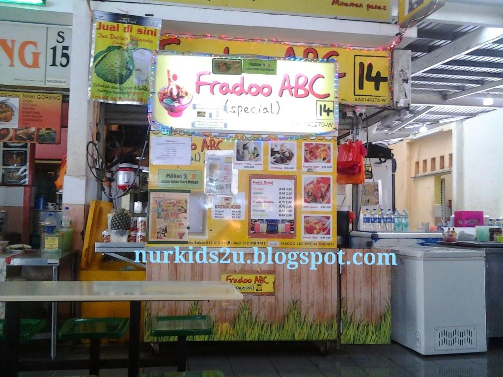 Gerai ABC yang best di sekitar Shah Alam