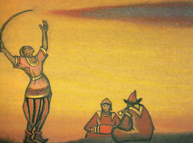 ROERICH,  Nicolai (Nicolai Konstantinovich Roerich,1874-1947).