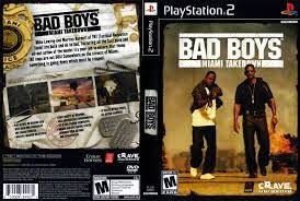 Free Download Games Bad Boys Miami Takedown PS2 ISO Full Version