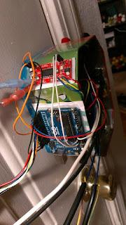 tranca codificada Arduino