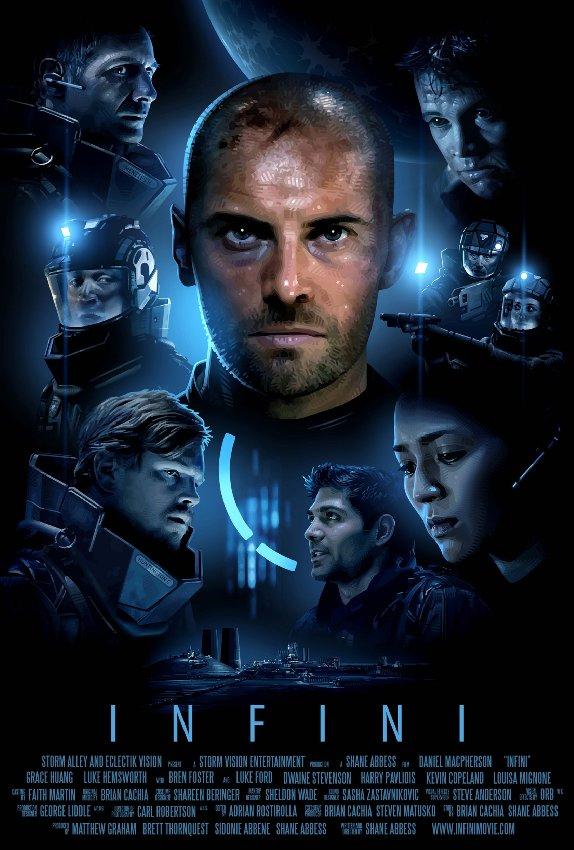 Infini (2015) หวีดนรกสุดขอบจักรวาล HD