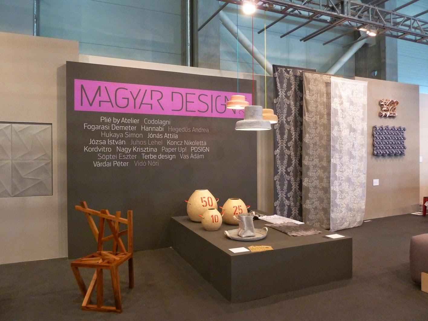 MAGYAR DESIGN / 2014 / Expo