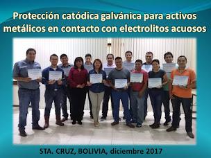 STA. CRUZ, BOLIVIA DICIEMBRE 2017