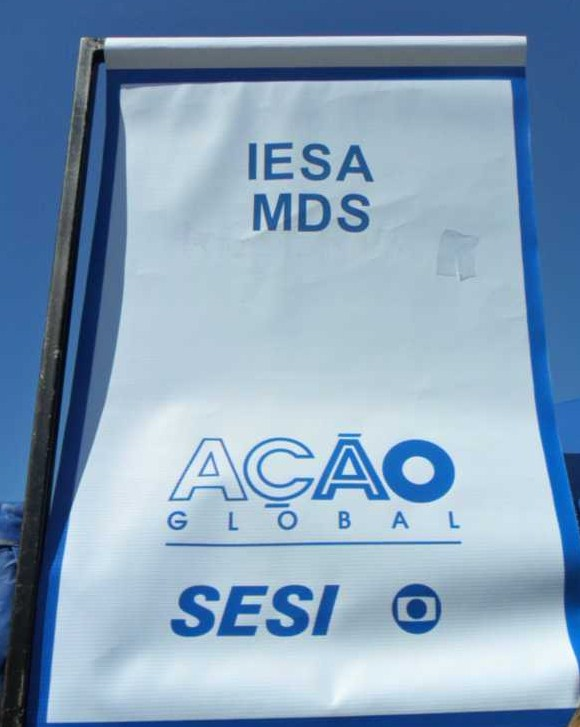 AÇÃO GLOBAL IESA/MDS