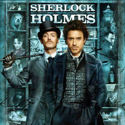 Poster Sherlock Holmes 2009