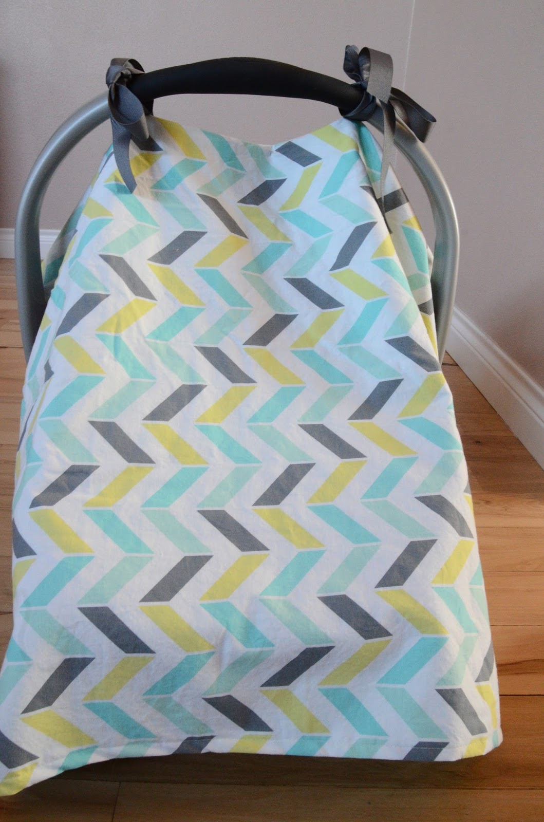 DIY Carseat Canopy and Baby Blanket & Zufelt u0026 Co. : DIY Carseat Canopy and Baby Blanket
