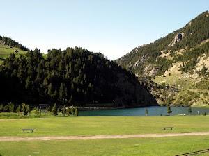 Nuria. Pirineo catalán.