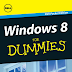 Touching the future with Windows 8 for Dummies by DELL