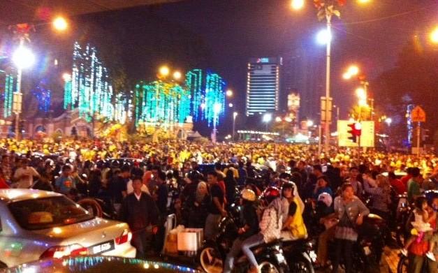 janji%2Bbersih11 Terkini: Himpunan Janji Bersih di Dataran Merdeka