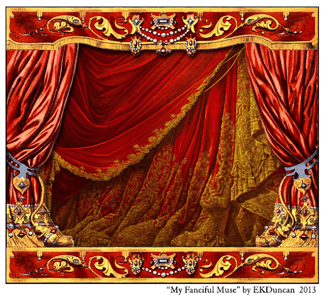 EKDuncan - My Fanciful Muse: Spanish Paper Theater Images ...