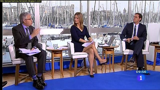 Maria Casado piernas