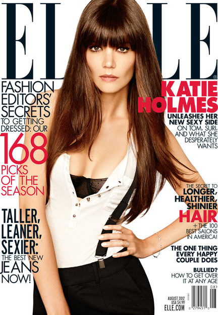 bangs, fringe, hair, hairstyles, hair inspiration, katie holmes